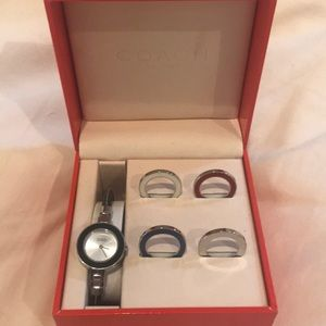 NWT Coach watch